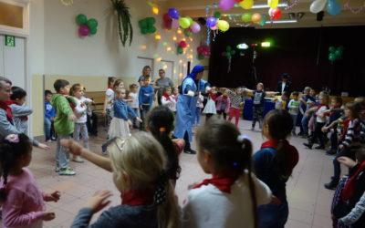 Zabawa Andrzejkowa dla dzieci