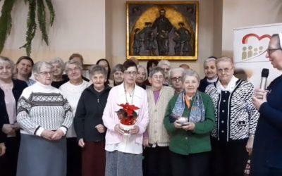 """Starość – mądrość życia"""" – Siostra Radzia radzi"""