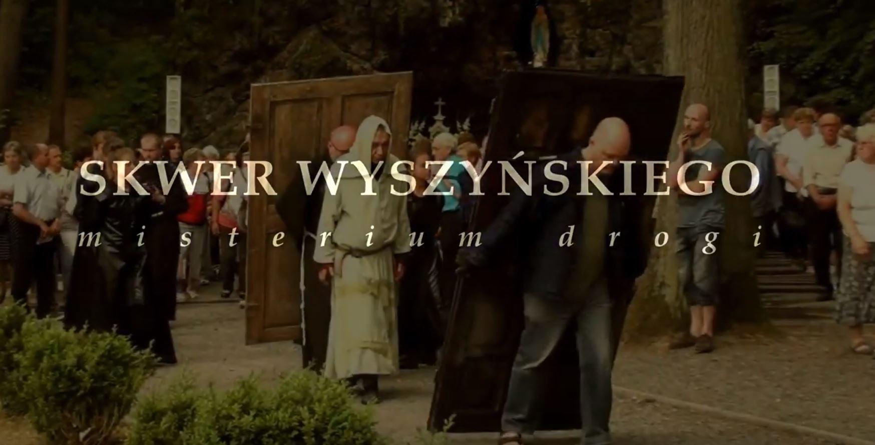 Kadr z Skwer Wyszyńskiego - Teatr A - Zwiastun