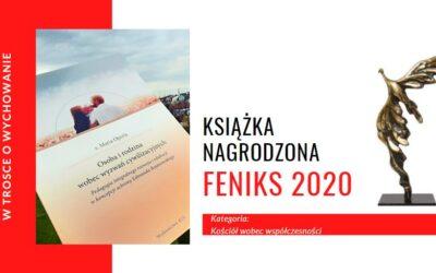 Książka zFENIKS 2020 dostępna wnaszym sklepie