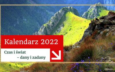 Kalendarz 2022 zEdmundowymi wyzwaniami